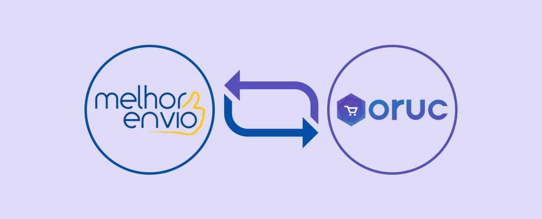 Integração do Melhor Envio com a Plataforma Oruc