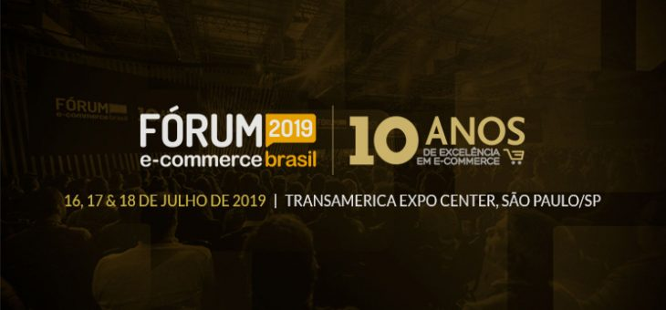 Oruc Plataforma no Fórum E-Commerce Brasil 2019