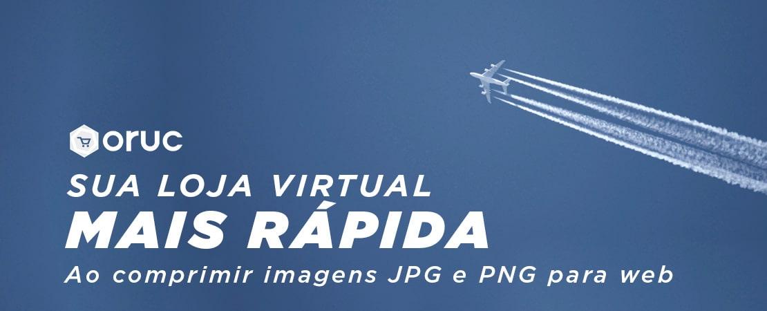 Como compactar imagens PNG e JPG para a web