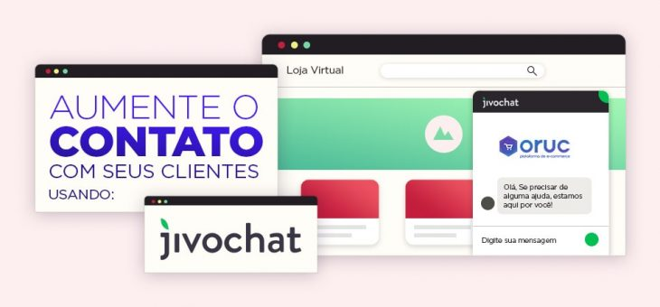 Melhore a comunicação de sua Loja Virtual com JivoChat